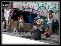 squatters in manila