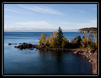superior beach and Palisades head